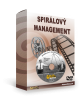 DVD spirálový managment